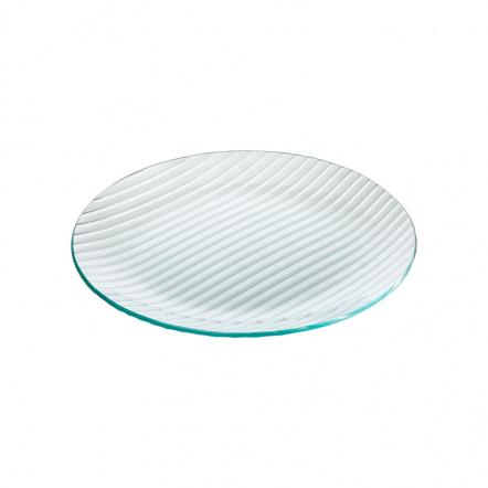 Тарелка круглая «Corone Aqua» 300 мм