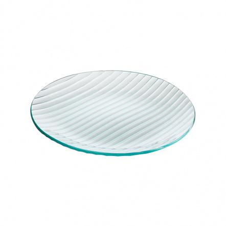 Тарелка круглая «Corone Aqua» 250 мм