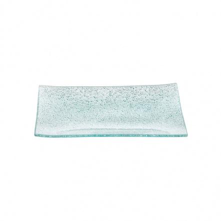 Тарелка прямоугольная «Corone Aqua» 220х160 мм