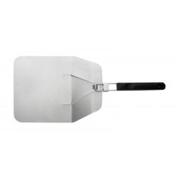Лопатка для пиццы 255х205 мм прямоугольная складная [HX-KG049] - интернет-магазин КленМаркет.ру