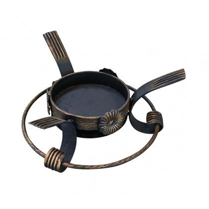 Садж 290 мм кованый [CHS0029] - интернет-магазин КленМаркет.ру