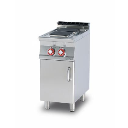 Плита электрическая LOTUS PCQ-74ET двухконфорочная без жарочного шкафа (серия 70) - интернет-магазин КленМаркет.ру