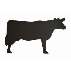 Меловая доска «Корова» 1180х700 мм - интернет-магазин КленМаркет.ру