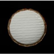 Тарелка мелкая «Provence» 302 мм рифленая
