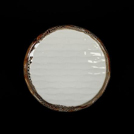Тарелка мелкая «Provence» 147 мм рифленая