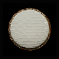 Тарелка мелкая «Provence» 240 мм рифленая