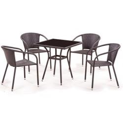 Комплект мебели «Авалон-2» из искусственного ротанга - интернет-магазин КленМаркет.ру