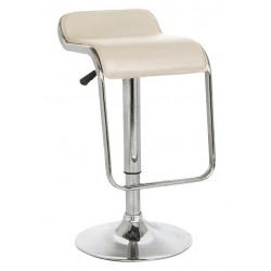 Барный стул «Пегас» с жестким сиденьем (хромированный каркас) - интернет-магазин КленМаркет.ру