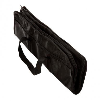 Сумка-чехол для 8 ножей черная - интернет-магазин КленМаркет.ру