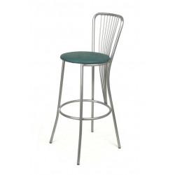 Стул барный «Нерон» с мягким сиденьем (окрашенный каркас) - интернет-магазин КленМаркет.ру