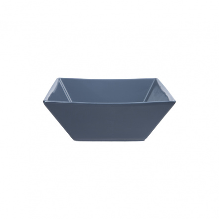 Салатник квадратный «Corone» 300 мл синий