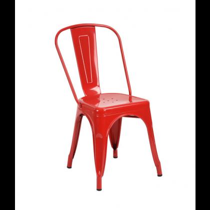 Стул TOLIX с жестким сиденьем - интернет-магазин КленМаркет.ру