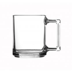 Кружка для чая-кофе 250 мл «Фитнес» [N0193]  - интернет-магазин КленМаркет.ру