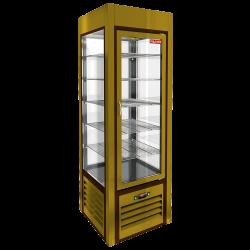 Витрина кондитерская вертикальная HICOLD VRC 350 Sh PG 284286 - интернет-магазин КленМаркет.ру