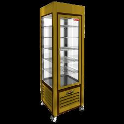 Витрина кондитерская вертикальная HICOLD VRC 350 PG 284284 - интернет-магазин КленМаркет.ру