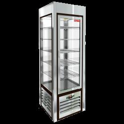 Витрина кондитерская вертикальная HICOLD VRC 350 Sh 284282 - интернет-магазин КленМаркет.ру