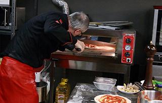 Мастер-класс «Пицца от теста до печи»: как это было
