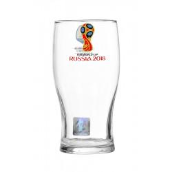 Бокал для пива 570 мл Tulipe FIFA2018 [N6949]  - интернет-магазин КленМаркет.ру