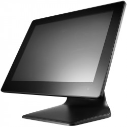 POS-терминал моноблок CAS APEXA G с Windows и считывателем карт (черный) - интернет-магазин КленМаркет.ру