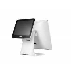Мультимедийный дисплей покупателя Apexa G белый 15