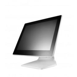 POS-терминал моноблок CAS APEXA G с Windows и считывателем карт (белый) - интернет-магазин КленМаркет.ру