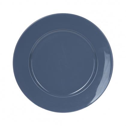 Тарелка мелкая «Corone» 250 мм синяя - интернет-магазин КленМаркет.ру