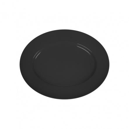 Блюдо овальное «Corone» 202х160 мм черное