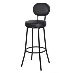 Стул барный «Флинт» с мягким сиденьем (окрашенный каркас) - интернет-магазин КленМаркет.ру