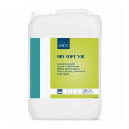 Средство моющее KIILTO MD SOFT 100 для посудомоечной машины 10 л [205038] - интернет-магазин КленМаркет.ру