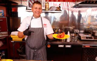 Мастер-класс «Оле-оле-уличная еда» в дни открытых дверей «КЛЕН»