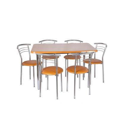 Стул «Венус» с мягким сиденьем (окрашенный каркас) - интернет-магазин КленМаркет.ру
