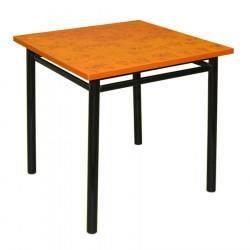 Стол СТ 5/2-01 со столешницей из ДСП, облицованная пластиком - интернет-магазин КленМаркет.ру