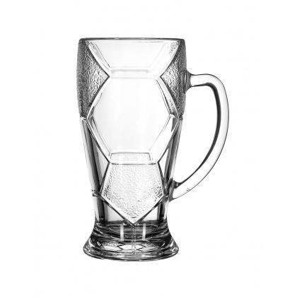 Кружка для пива 500 мл d=90 мм «Лига» [08с1404] - интернет-магазин КленМаркет.ру