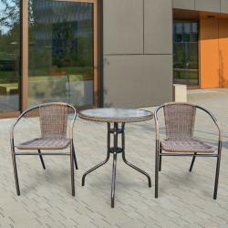 Комплект мебели «Палантир» из искусственного ротанга - интернет-магазин КленМаркет.ру
