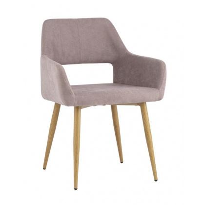 Стул «Колибри» с мягким сиденьем (ножки стальные)  - интернет-магазин КленМаркет.ру