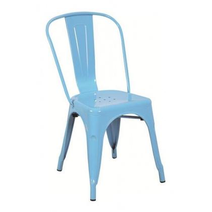 Стул TOLIX цветной, с жестким сиденьем - интернет-магазин КленМаркет.ру