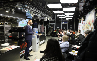 Итоги бизнес-семинара «Как открыть кафе и ресторан по франшизе»