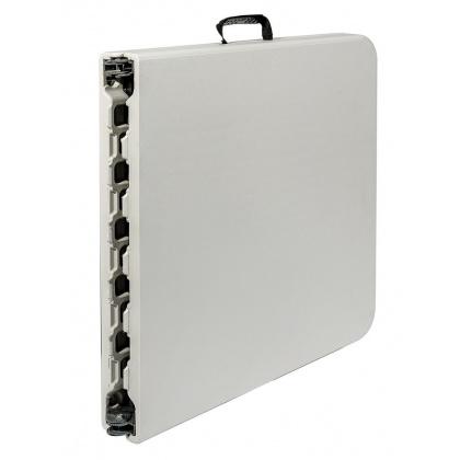 Стол пластиковый со складной столешницей 1220х610 мм (чемодан) - интернет-магазин КленМаркет.ру