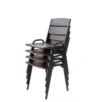 Комплект складной мебели 800х800 мм - интернет-магазин КленМаркет.ру