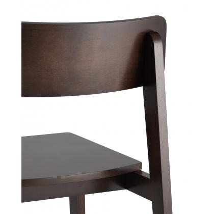 Стул «OREO WOOD» с жестким сиденьем (деревянный каркас) - интернет-магазин КленМаркет.ру