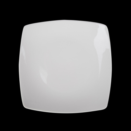 Тарелка квадратная LY'S Horeca 255 мм без бортов - интернет-магазин КленМаркет.ру