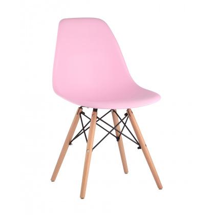 Стул «Eames» с жестким сиденьем (деревянный каркас) - интернет-магазин КленМаркет.ру