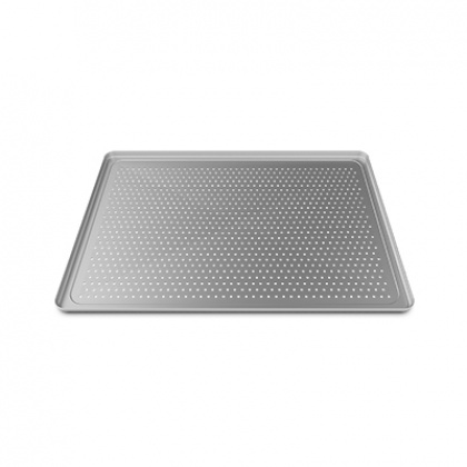 Противень алюминиевый перфорированный UNOX FORO.BAKE 600x400 мм TG410 - интернет-магазин КленМаркет.ру