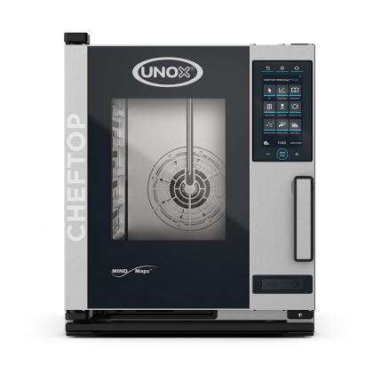 Пароконвектомат UNOX XECC-0513-EPRM - интернет-магазин КленМаркет.ру