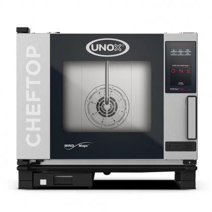Пароконвектомат UNOX XEVC-0511-E1RM-LP - интернет-магазин КленМаркет.ру