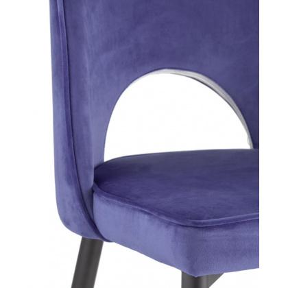 Стул «Монте» с мягким сиденьем (ножки стальные) - интернет-магазин КленМаркет.ру