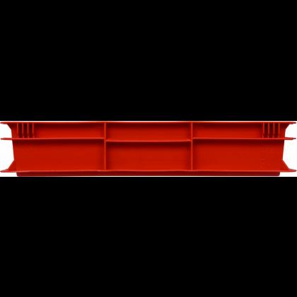 Ящик 600х400х75 мм сплошной, для полуфабрикатов, ПЭНД [ЯП 1.1] - интернет-магазин КленМаркет.ру