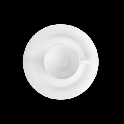 Кофейная пара «Sam&Squito» (блюдце с полями) 80 мл - интернет-магазин КленМаркет.ру
