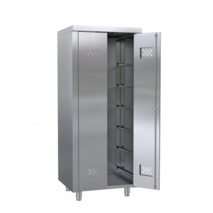 ШКАФ для хлеба ШЗХ-С- 800.600-02-Р (без полок) к/т 320302 - интернет-магазин КленМаркет.ру