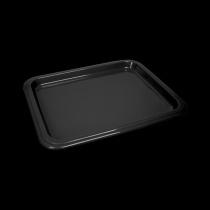 Гастроемкость керамическая 330х268х20 мм «Corone Cottura» черная